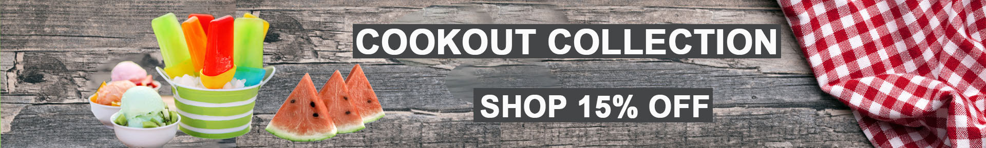 Cookout Collection Sale