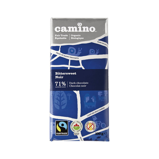 Camino Chocolate Bar - Bittersweet 71%