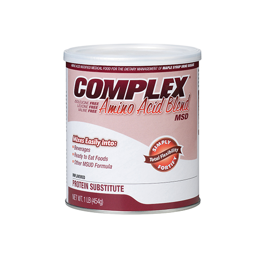 Complex Amino Acid Blend MSD (Unflavoured)