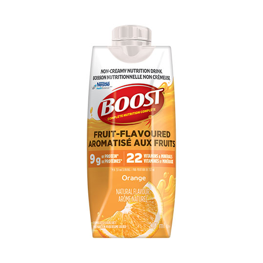 Boost Fruit Flavoured Beverage (Orange)