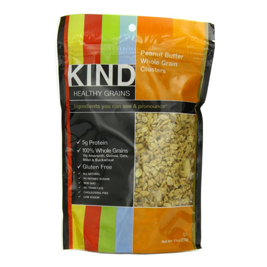 KIND Clusters - Peanut Butter Whole Grain