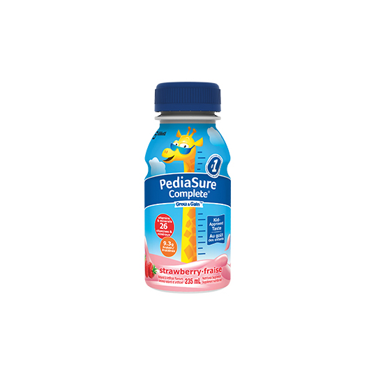 Pediasure Complete Strawberry