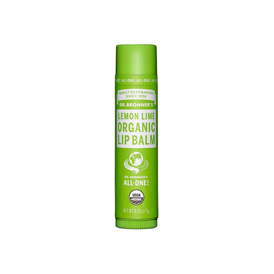 Dr. Bronner's Lemon Lime Lip Balm