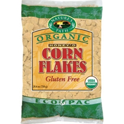 Nature's Path Honey'd Corn Flakes Cereal (Bulk Pack)