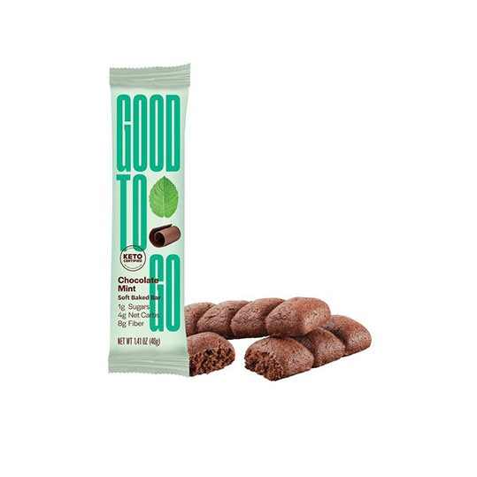 Good To Go Bar - Chocolate Mint