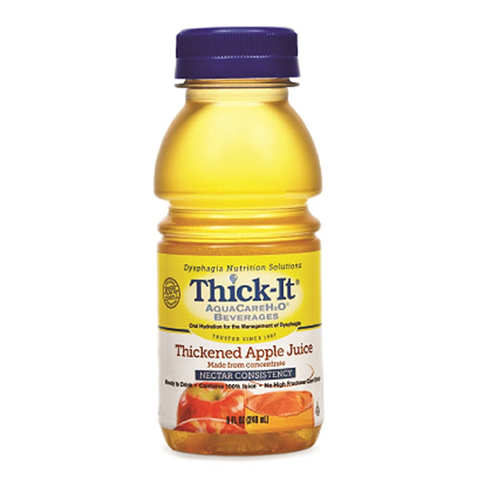 Thick-It Apple Juice Nectar Consistency (240mL) *S/O