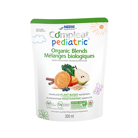Compleat Organic Blends Pediatric (24-pack) *S/O