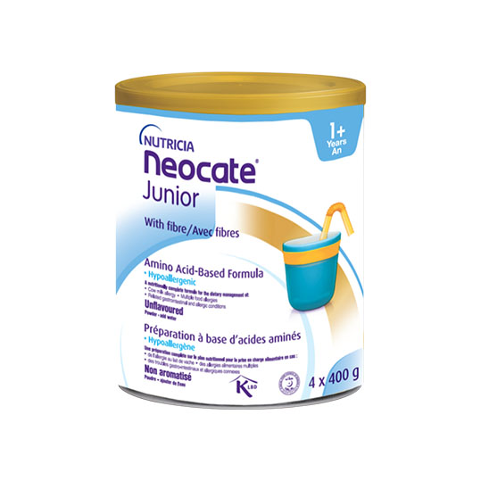 Neocate Junior w/Prebiotic Fibre Unflavoured