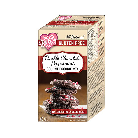 XO Baking Co. - Double Chocolate Peppermint Mix