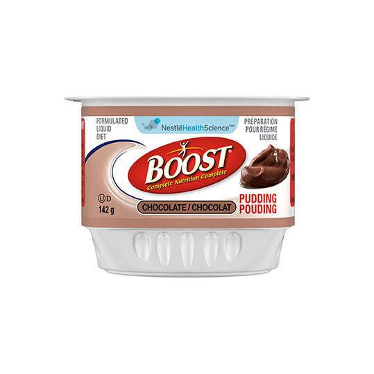 Boost Pudding (Chocolate)
