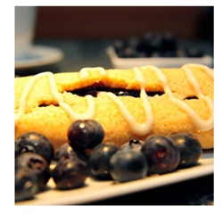 Cambrooke Blueberry Breakfast Bars