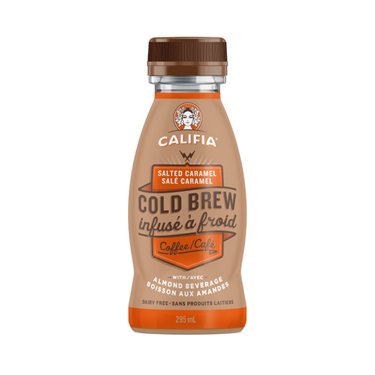 Califia Farms Salted Caramel Cold Brew