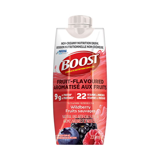 Boost Fruit Flavoured Beverage (Wild Berry)