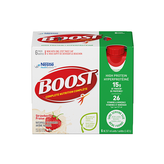 Boost High Protein - Strawberry *S/O