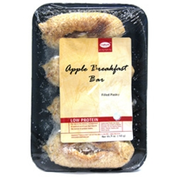 Cambrooke Apple Breakfast Bars