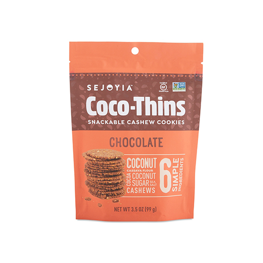 Coco-Thins Chocolate