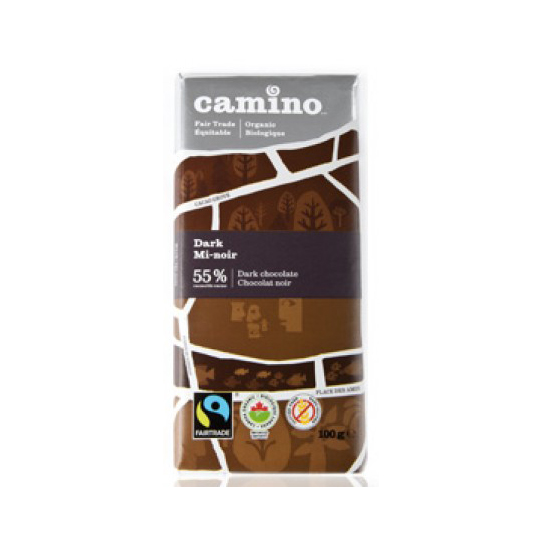 Camino Chocolate Bar - Dark 55%