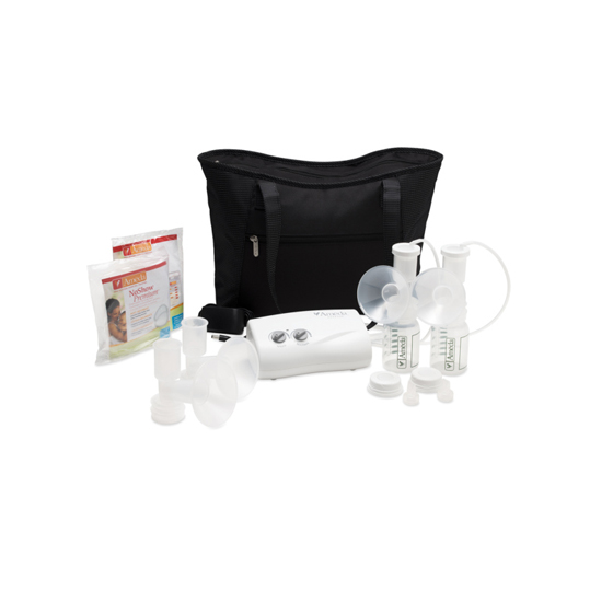 Ameda Finesse™ Double Electric Breast Pump with Tote