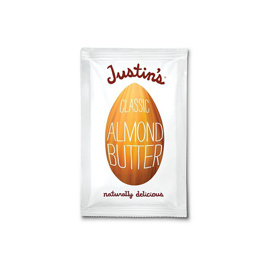Justin's Almond Butter- Squeeze Pack