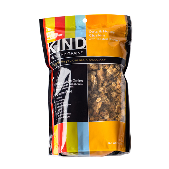 KIND Clusters - Oat and Honey w/Toasted Coconut