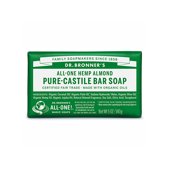 Dr. Bronner's Bar Soap - Almond