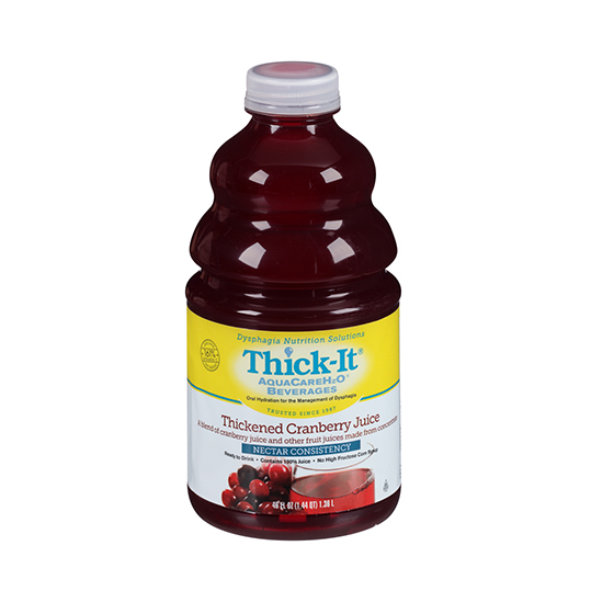 Thick-It Cranberry Juice Nectar Consistency (1.89L) *S/O