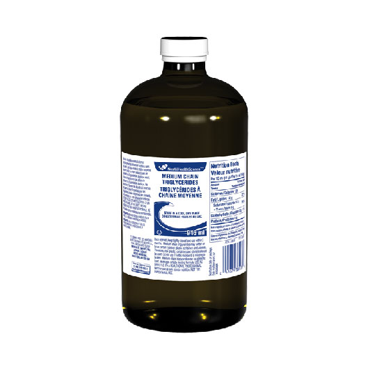 Medium Chain Triglyceride (MCT) Oil