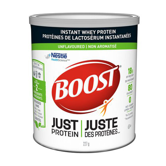 Boost Just Protein Powder *S/O