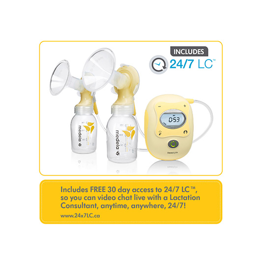 Medela Freestyle Breast Pump and Accessories