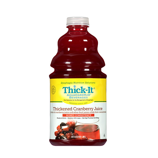 Thick-It Cranberry Juice Honey Consistency (1.89L) *S/O
