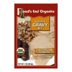 Road's End Organics Gravy Mix Golden