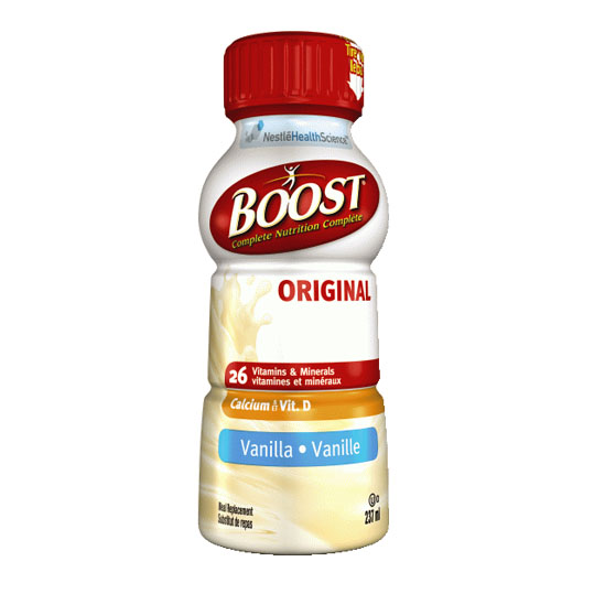 Boost Original (Vanilla)