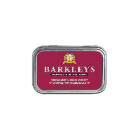 Barkleys Mints - Pomegranate/Red Raspberry
