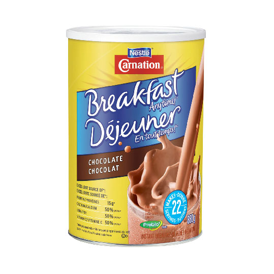 CARNATION Breakfast Essentials (3 X 880g) - Chocolate *S/O