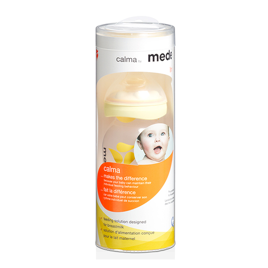 Medela Calma Plus Breastmilk Bottle (150mL)