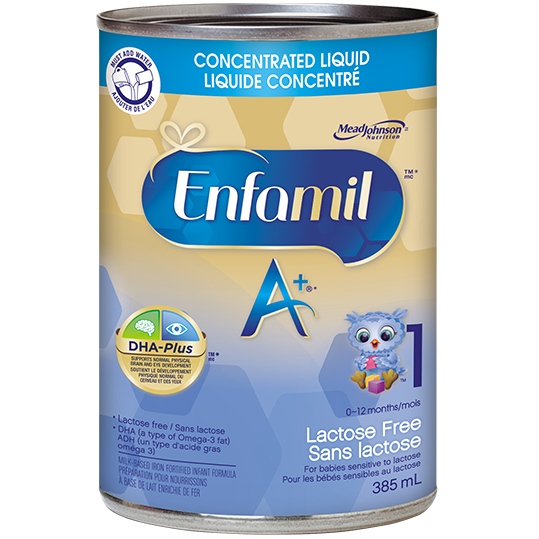 Enfamil A+ Lactose Free Concentrate S/O*
