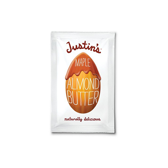 Justin's Maple Almond Butter- Squeeze Pack