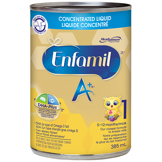 Enfamil A+ Concentrated Liquid